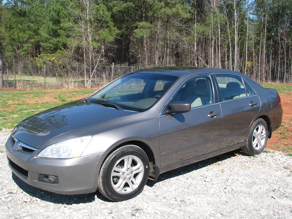 1182 - 2007 Honda Accord | AutoSource of Milledgeville | Used Cars ...